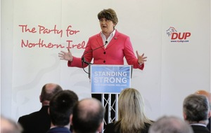 Arlene Foster: Stormont parties 'had been close to agreement on Brexit'