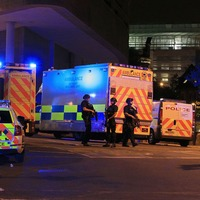 Police confirm deaths and injuries as fans flee Ariana Grande gig after explosion