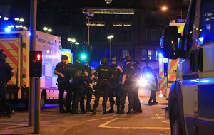 Children among 22 dead as Manchester Ariana Grande concert targeted by suicide bomber