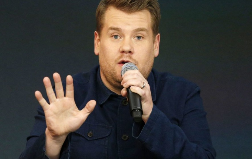 James Corden joins celebrities in mourning Manchester Arena blast victims