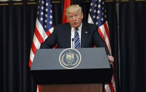 Watch: Donald Trump condemns 'evil losers' behind Manchester terror attack