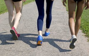 Five easy steps to building a 20-minute walk into your day