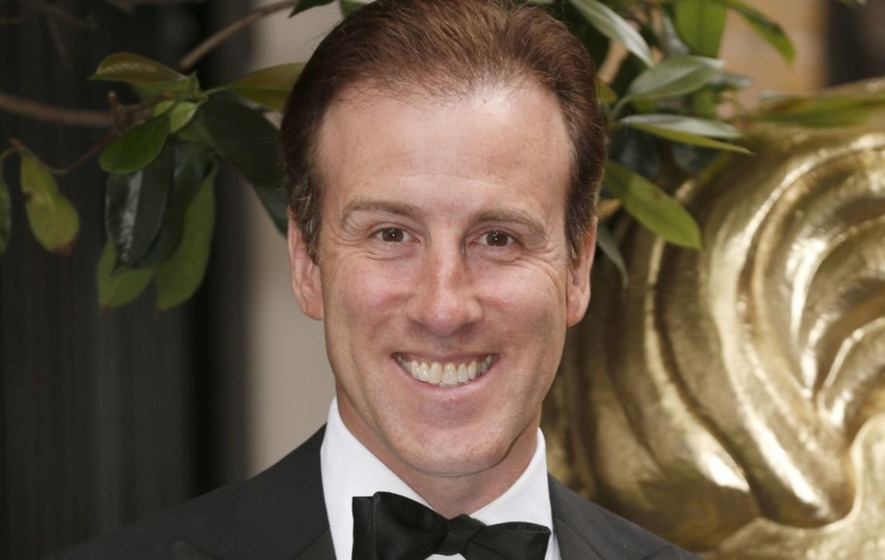 Strictly's Anton Du Beke weds partner following birth of twins