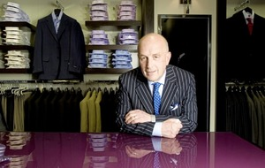 Dublin tailor-to-the-stars Louis Copeland brings his styling tips to Belfast