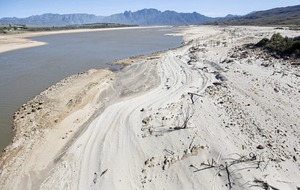 Parched Cape Town imposes water restrictions due to drought