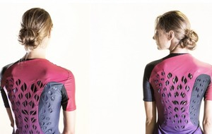 Scientists have created self-ventilating prototype gymwear powered by bacteria