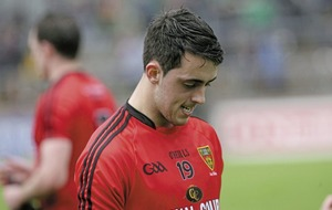 Hamstring injury worry for Down ace Ryan Johnston as Armagh clash approaches