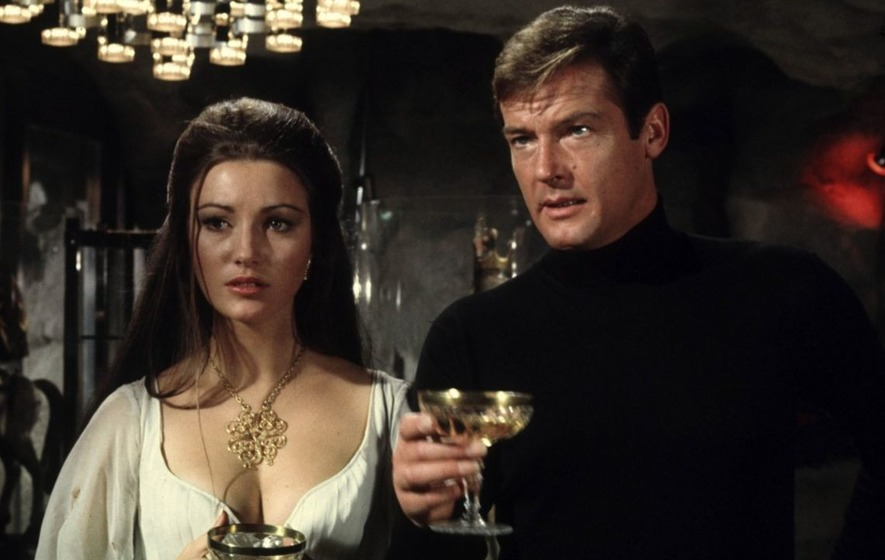 Jane Seymour calls Sir Roger Moore 'my Bond' after actor's death aged 89