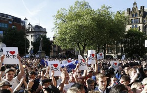 Vigils held across UK for victims of Manchester terror attack