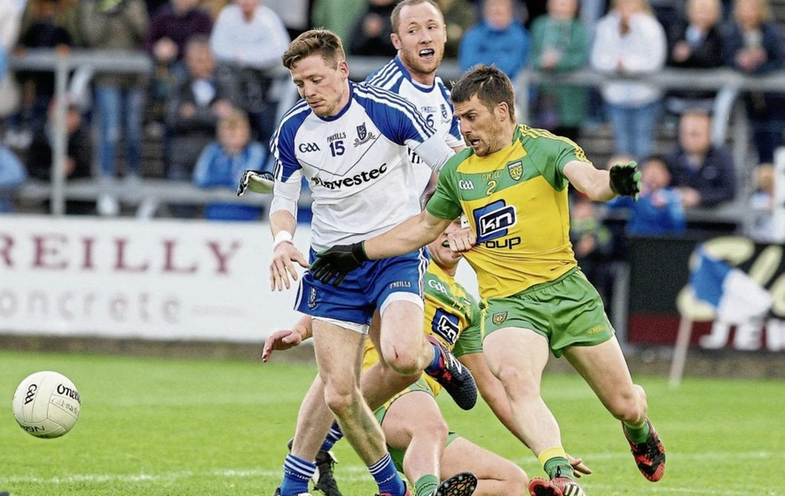 Young lads are re-energising Donegal's old brigade says Paddy McGrath