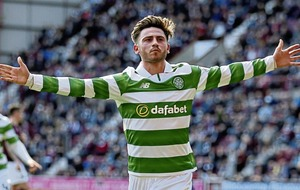 Patrick Roberts looks for a fitting end to his Celtic loan spell