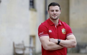 Robbie Henshaw picks brains of Brian O'Driscoll ahead of Lions challenge