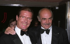 Sir Sean Connery pays emotional tribute to fellow Bond Sir Roger Moore