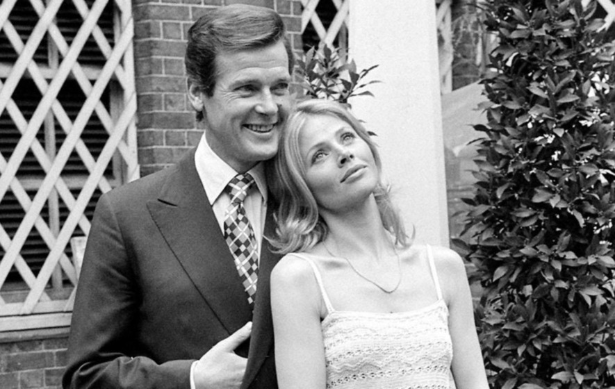 Bond girl Britt Ekland says her 'Bond is gone' as Sir Roger Moore dies age 89