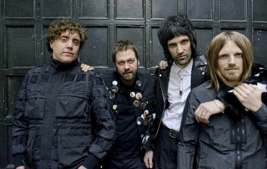 Kasabian: We've lived 100 years in the 20 we've been doing this gig