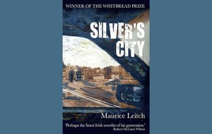 Maurice Leitch on relaunching his classic Troubles novel, Silver's City
