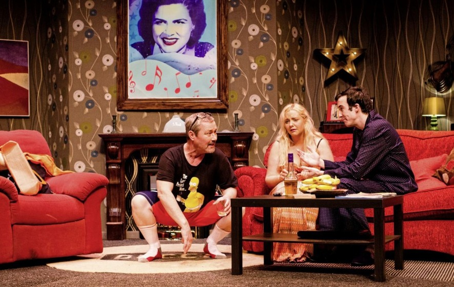 Review: Curran persona the big draw in Martin Lynch-directed comedy Crazy