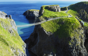 Carrick-a-Rede Rope Bridge forced to close after overnight vandalism