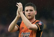 Alex Bruce signed off his Hull career with a glorious Twitter moment