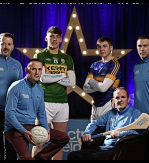 Electric Ireland launch GAA Minor Star Awards to recognise major stars of 2017 and the future