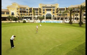 Stunning luxury par for the course in Spain's hidden gem