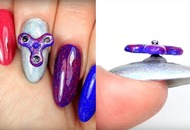 These working fidget spinner nails helped a mother connect with her autistic sons