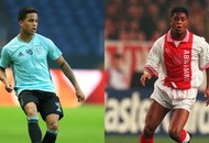 Ajax are hoping for more European Kluivert heroics based on this video