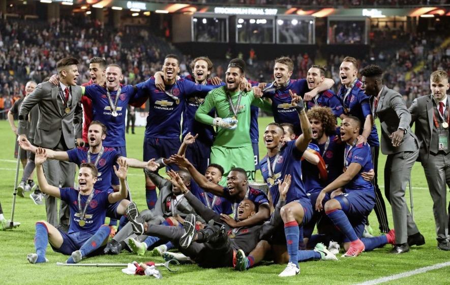 Paul Pogba dedicates Europa League triumph to Manchester bomb victims
