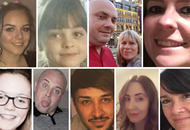 These are the victims of the Manchester concert attack