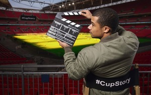 Raleigh Ritchie talks us through his FA Cup film and his hopes for Grey Worm