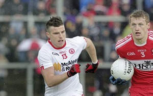 No quarter given as Derry defender Brendan Rogers prepares for battle with Tyrone
