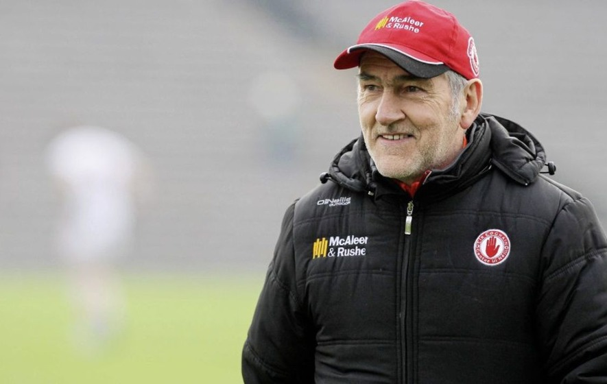 Mickey Harte not obsessing over Tyrone's poor finish to Division One season ahead of Derry clash