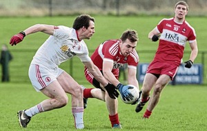 Tyrone squad hungry for success: Aidan McCrory