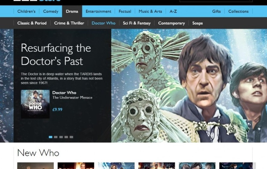 BBC Store to close due to lack of demand