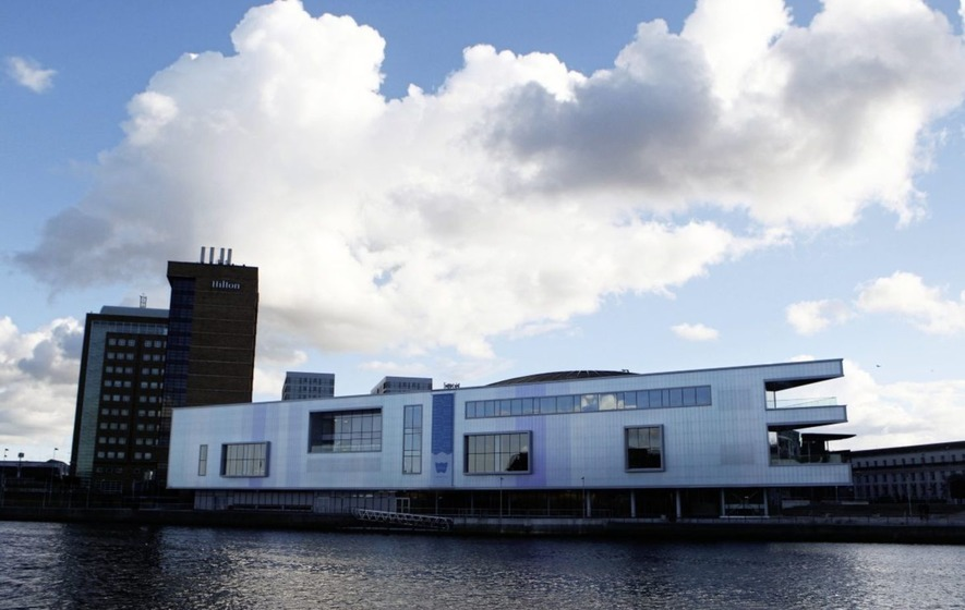 Redeveloped Waterfront Hall helps generate £21m for Belfast