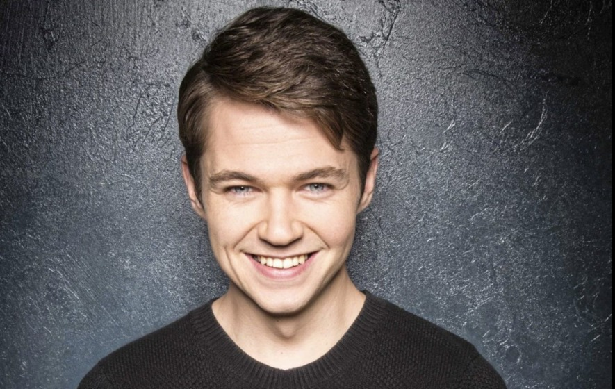 Glee star Damian McGinty back home in Derry before release of new album