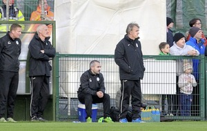 Manager Ollie Horgan looking to bolster Finn Harps squad with relegation scrap looming