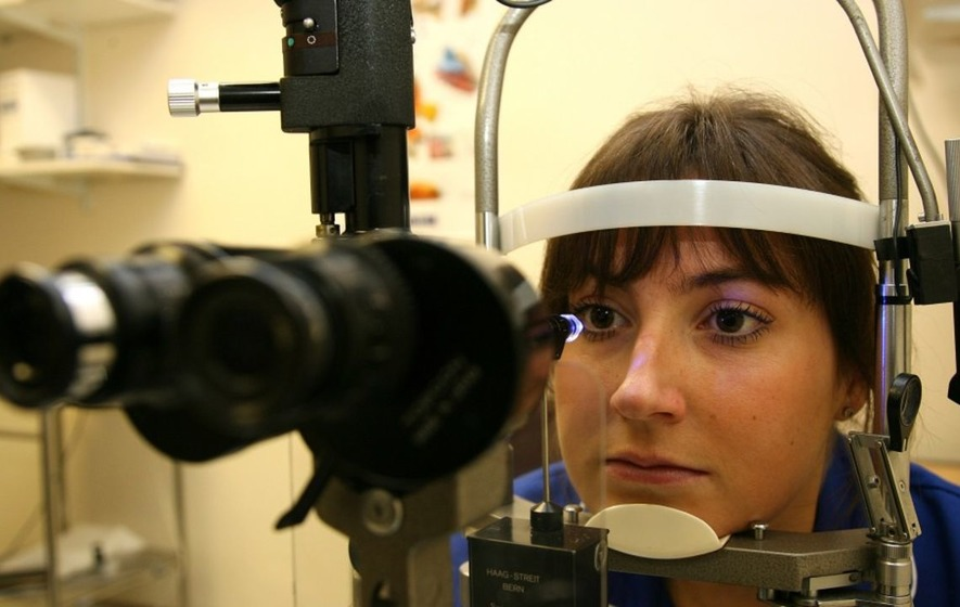 An app can tell you if you need an eye test