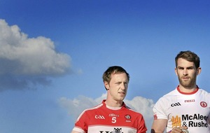 Ronan McNamee glad to be back in Tyrone's defensive hub