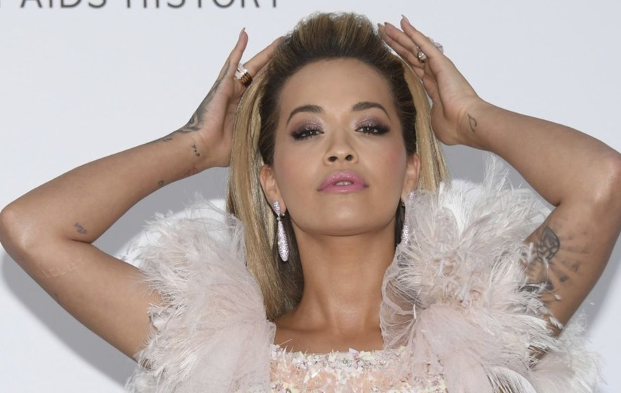 Rita Ora's new single's here and it's so great