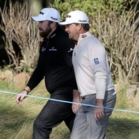 Shane Lowry and Graeme McDowell make fine starts