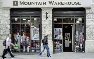 Mountain Warehouse to create 400 jobs in 40 new stores after record profits