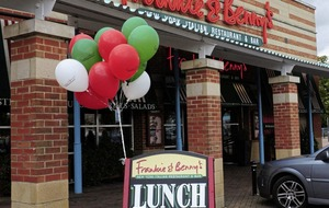 Sales still falling at Frankie & Benny's parent firm