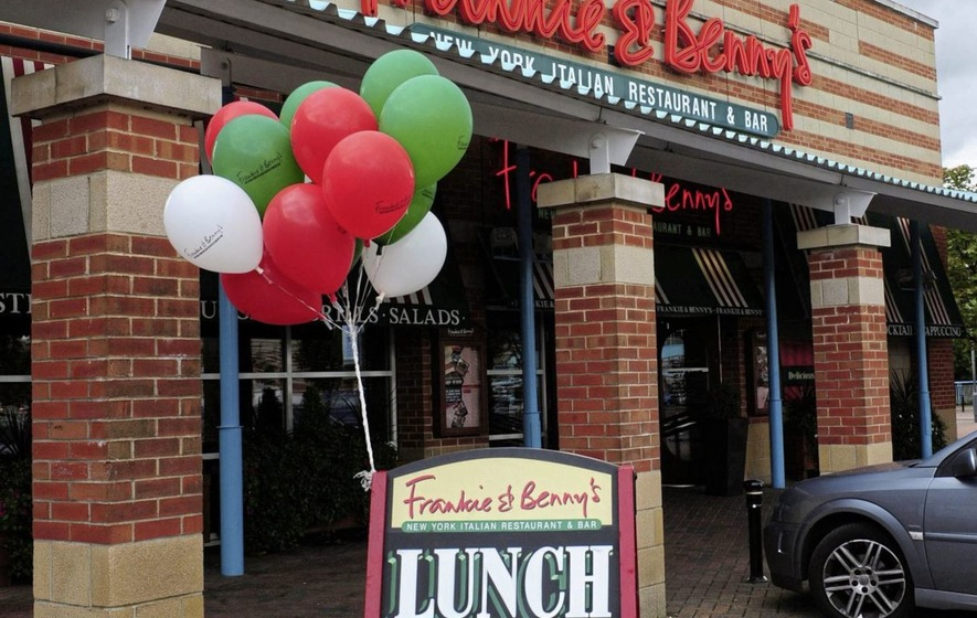Owner of Frankie & Benny's and Garfunkels shows signs of sales recovery