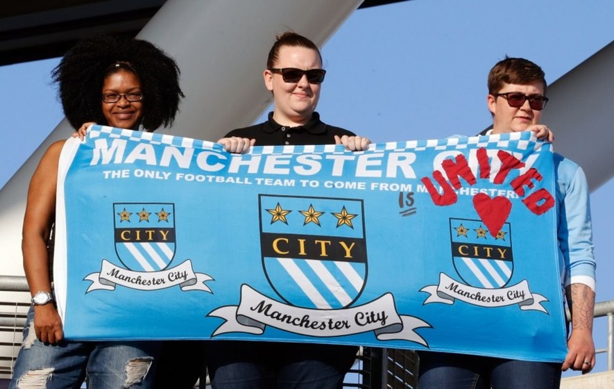The two main Manchester football clubs have donated £1m to the city's emergency fund