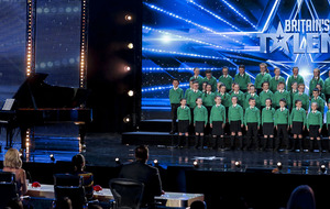 St Patrick's Primary School, Drumgreenagh through to Britain's Got Talent live semi-final