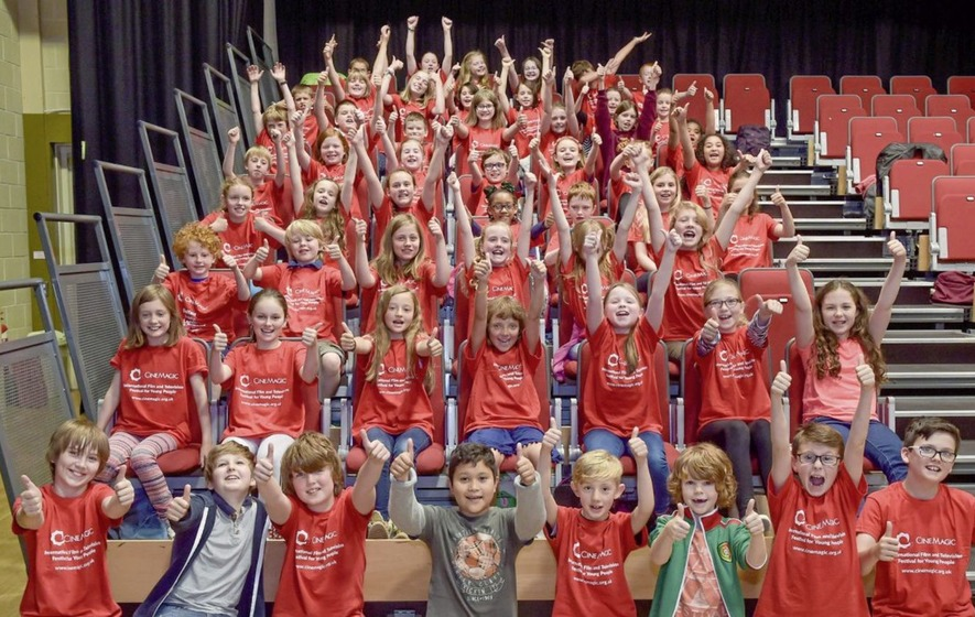 Cinemagic summer scheme calls for young film enthusiasts in Belfast