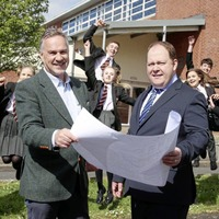 Ulidia Integrated College lodges planning application for new school