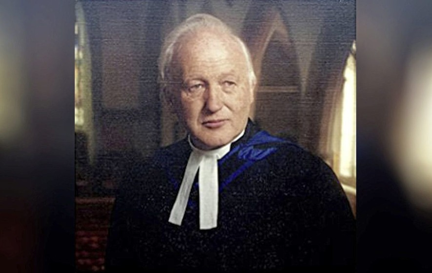 dr david lapsley presbyterian minister who made peace