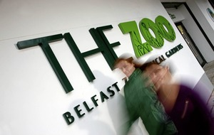Belfast Zoo celebrates arrival of three white-belted ruffed lemurs and wants help to name them